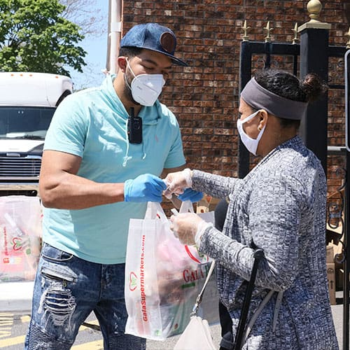 Love In Action (Food Distribution)